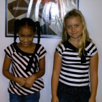 Kinsey and Aaliyah